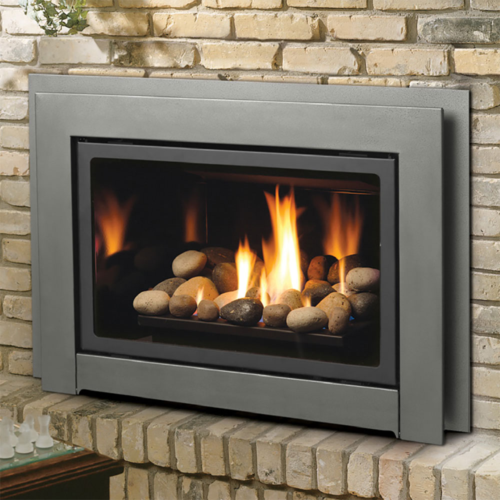 Kingsman Idv26 Fireplace Insert Pro Gas North Shore